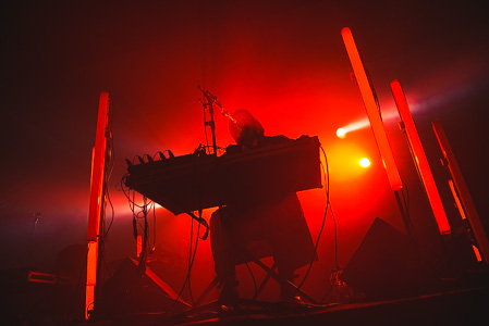 SOHN at MeetFactory, Prague