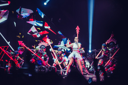Katy Perry at O<sub>2</sub> Arena, Prague