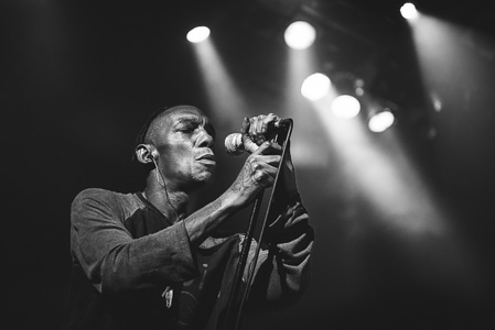 Tricky at Lucerna Music Bar, Prague